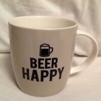 Beer Happy Coffee Tea Cup Mug Bell & Curfew