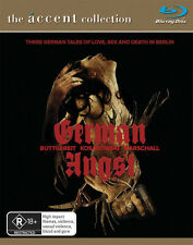 German Angst  (Blu-ray Slipcase) The Accent Collection - ACC0425