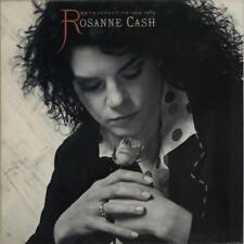 Retrospective 1979 -1989 Rosanne Cash UK vinyl LP album record 463328 CBS 1989