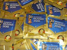 Panini WM 2018 - 100 Tüten --  World CUP RUSSIA 18 -- deutsche (german) Version