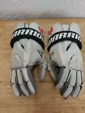 Warrior Rabil Next Lacrosse Gloves Youth