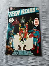 Teen Titans No 25 Published By National Periodical 1970