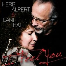 "HERB ALPERT & LANI HALL ""I FEEL YOU"" CD NEU"