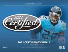New listing New Orleans Saints 2 Box Certified Football Hobby 2021 Break #1089