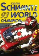 Kevin Schwantz - 93 World Champion New DVD Motogp Suzuki Bike World Championship