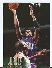 CARTE DE COLLECTION NBA BASKET BALL FLEER 96-97 1996 VIN BAKER N°61