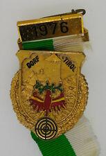 MEDAGLIA SPILLA SCHIESSEN DORF TIROL  1976 TIROLO (BZ) COD.14