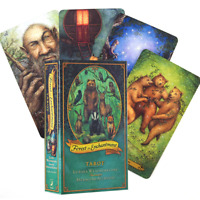 Forest of Enchantment Tarot Deck [78 Cards]