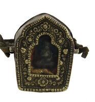 Ghau Gau Gao tibetano - 6 cm-tempio da viaggio TsaTsa-Vajrasattava-Tibet-7085
