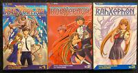 RahXephon 1, 2, 3 Manga Viz Action OOP Shonen Jump English
