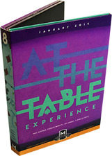 At the Table Live Lecture January 2015(season 8) (4 DVD set)