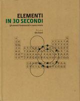 ELEMENTI ( CHIMICA)  IN 30 SECONDI-50 ELEMENTI FONDAMENTALI IN 1/2 MINUTO-
