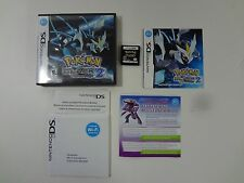 Pokemon: Black Version 2 Nintendo DS TESTED AND WORKING FREE SHIPPING