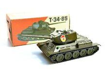 RUSSIAN DIECAST T - 34 TANK