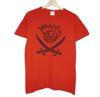 Ween Band Bludgeon Yer Eye Womens Red T-Shirt Size Small Double Sided