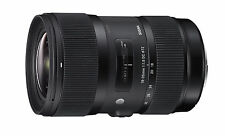 Sigma 18-35 mm F/1.8 HSM DC Lens-Nikon Fit