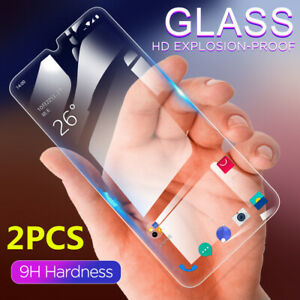 2PCS Tempered Glass For Huawei P Smart 2019 Y6S V30 Screen Protector Glass Film