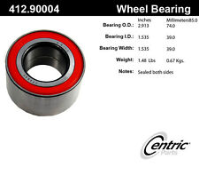 Centric Parts 412.90004E Front Wheel Bearing