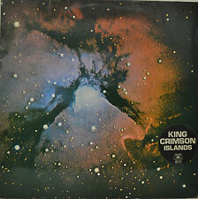 "KING CRIMSON - ISLANDS  12""  LP (M754)"