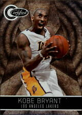 2010-11 Totally Certified Lakers Basketball Card #69 Kobe Bryant /1849