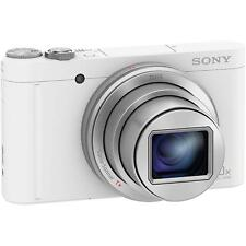 New SONY Digital Camera DSCWX500 Cyber-shot White Japan Free Ship