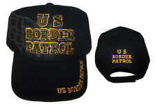 US Border Patrol Military  Baseball Caps Hats Embroidered  (7501BP** )
