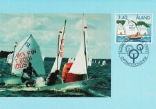 Sailing World Championships Optimist Dinghies Aland Finland Mint Maxi FDC 1995