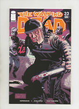 Walking Dead #32 - Zombie Attacking Cover! Robert Kirkman - (Grade 9.2) 2006