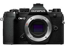 OLYMPUS OM-D E-M5 Mark III Systemkamera 20.4 MP 7.6 cm Digitalkamera schwarz