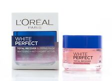 50ml L'OREAL PARIS WHITE PERFECT TOTAL RECOVER SLEEPING MASK WHITENING