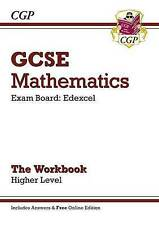 GCSE Maths Edexcel Workbook with Answers and Online Edition - Higher (A*-G...