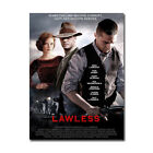 LAWLESS Movie Poster Classic Film Art Wall Painting HD Print Room Decoration