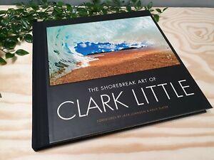 The Shorebreak Art Of Clark Little - Special Edition Hardcover in Slipcase