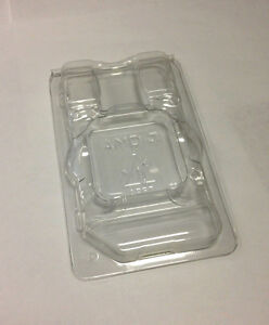 AMD CPU Clamshell Tray Case For AM4 AM3+ AM3 AM2 940 939 754 FM1 FM2 CPUs
