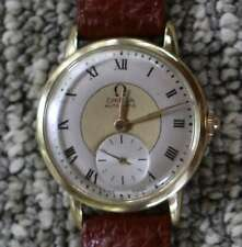 Omega Automatic Wind Wristwatch with Bumper Movement - PARTS OR REPAIR