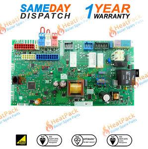VAILLANT ECOTEC PLUS 824 831 837 937 (2012 MODEL) PCB 0010028086