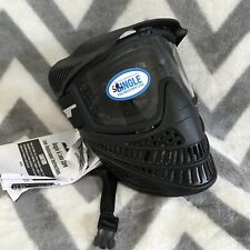 Jt Raptor Paintball Airsoft Goggle Black Full Face Mask New