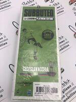 """SUBBUTEO LA LEGGENDA PLATINUM EDITION """" CECOSLOVACCHIA 1962 """""""