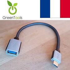 Câble adaptateur USB 3.1 Type C Vers USB 3.0
