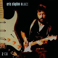 ERIC CLAPTON - BLUES; 2 CD  25 TRACKS MAINSTREAM POP / BLUES ROCK  NEU