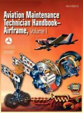 Aviation Maintenance Technician Handbook - Airframe. Volume 1 (FAA-H-8083-31), ,