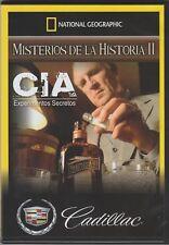 National Geographic: Misterios de la Historia 2: Experimentos Secretos CIA (DVD)