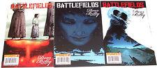 "BATTLEFIELDS ""DEAR BILLY"" #1-3 (NM-) Full Set! Dynamite Comics 2009 Garth Ennis"