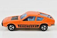 Majorette Matra Simca Bagheera Orange 1:55 Scale #219 France