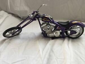 "Motorcycle Chopper Handmade Model ""Free Shipping"""