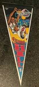 Grant Hill Detroit Pistons Commemorative Felt Pennant NBA