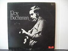ROY BUCHANAN s/t 1972 UK POLYDOR RECORDS VINYL LP Free UK Post 2391 042