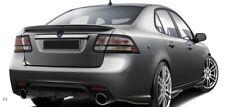 Saab 9-3 Trunk Deck Lip Spoiler H Type Sedan 2008-2012