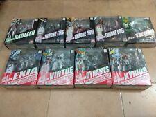 MSIA Gundam 00 EXIA Virtue Dynames Kyrios Nadleeh Throne Eins Zwei Drei Tieren