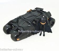 New in Box DC Batman Car Dark Knight Batmobile Tumbler Vehicle Toy with Figure